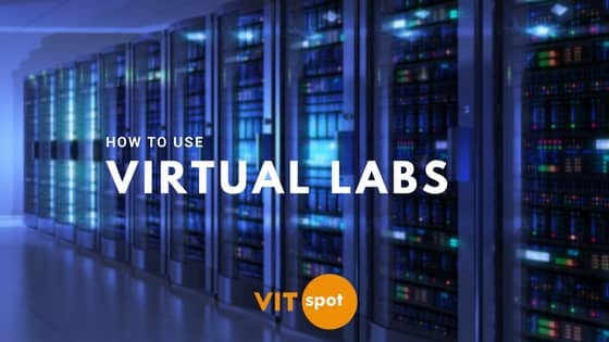 How To Use VIT Virtual Labs