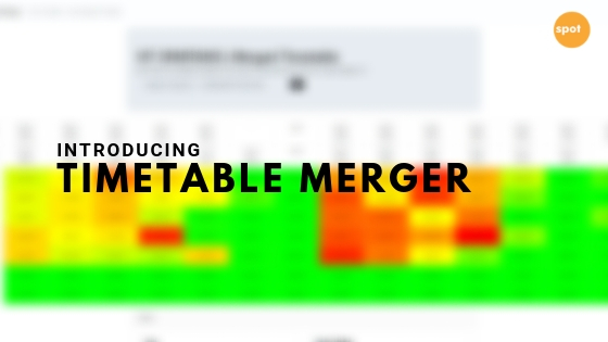 Introducing Timetable Merger